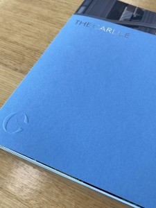 Embossing Foiling 1